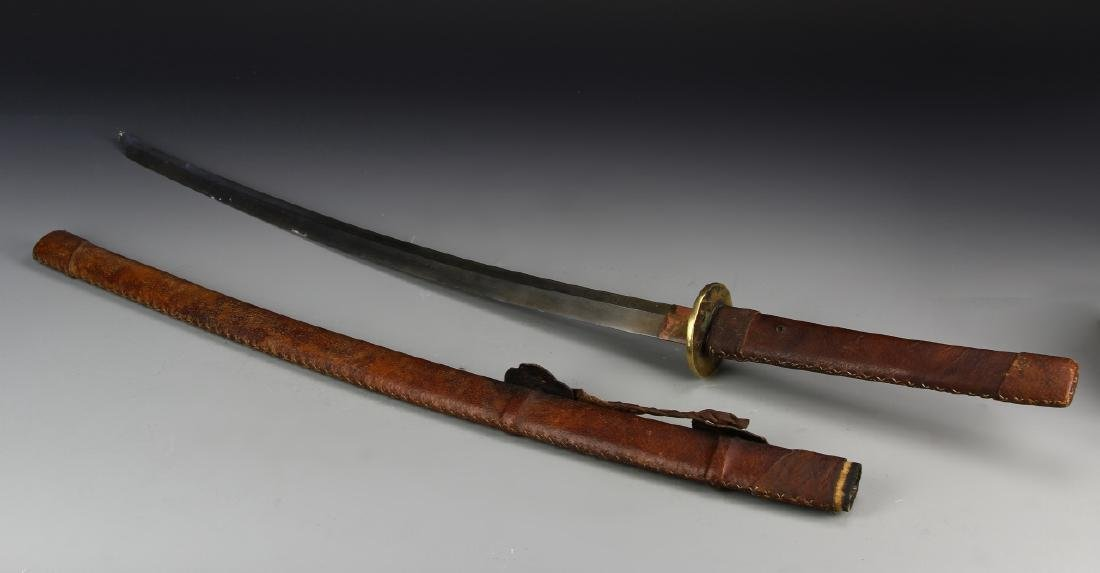 Japanese World War II Sword