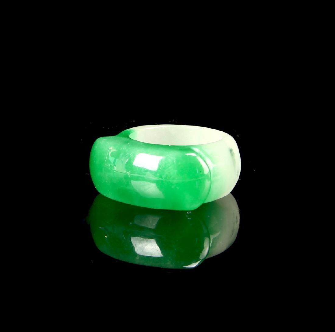 Chinese Jadeite Ring