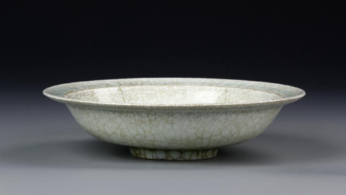 Chinese Cylinder Bowl
