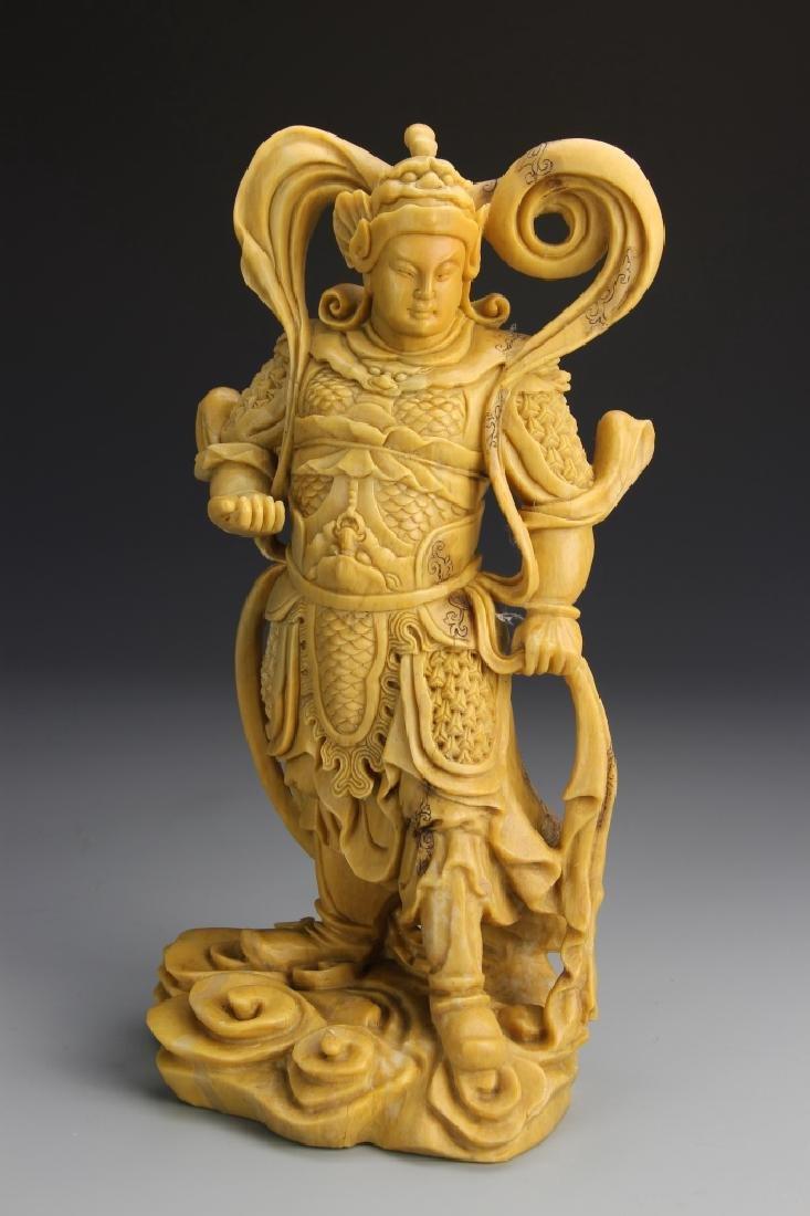 Chinese Shoushan Warrior