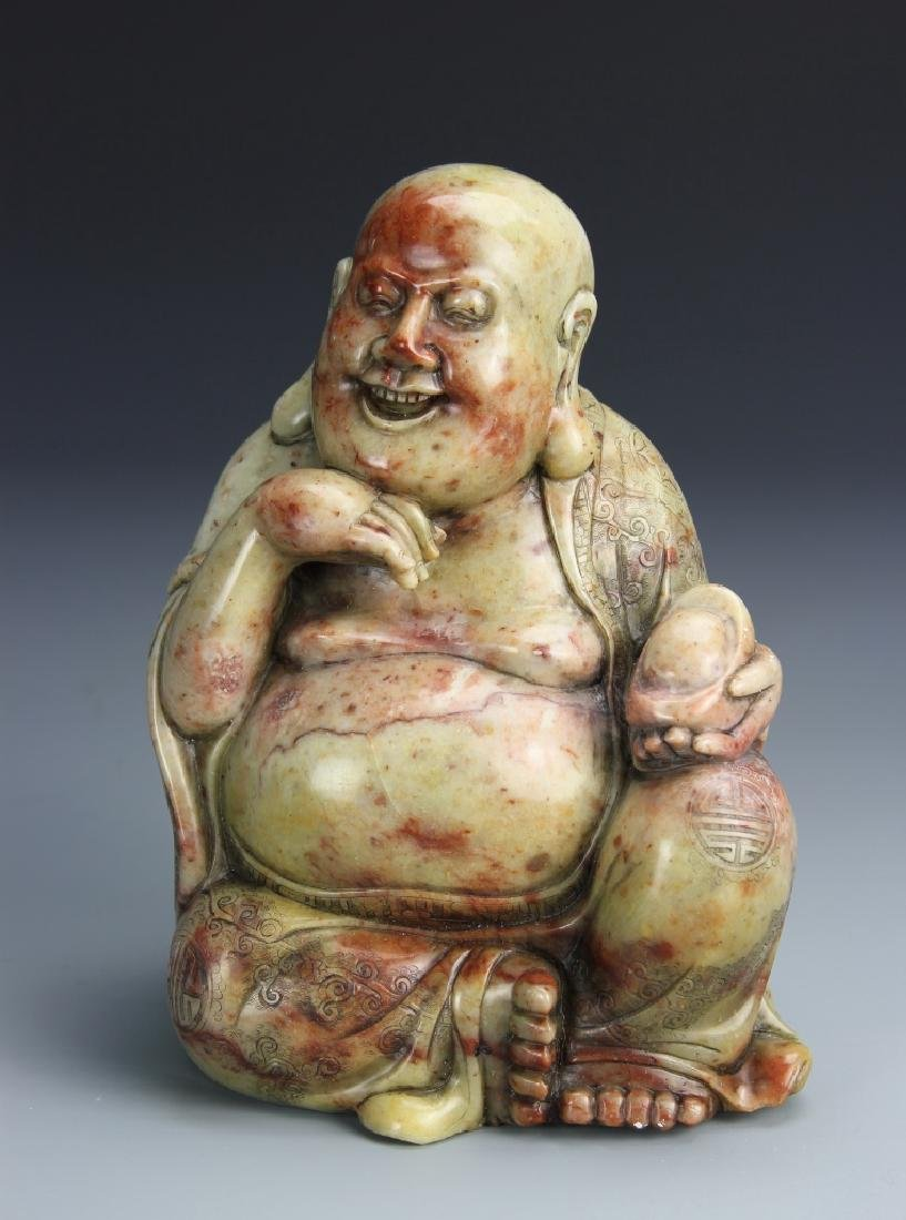 Chinese Happy Buddha Figure