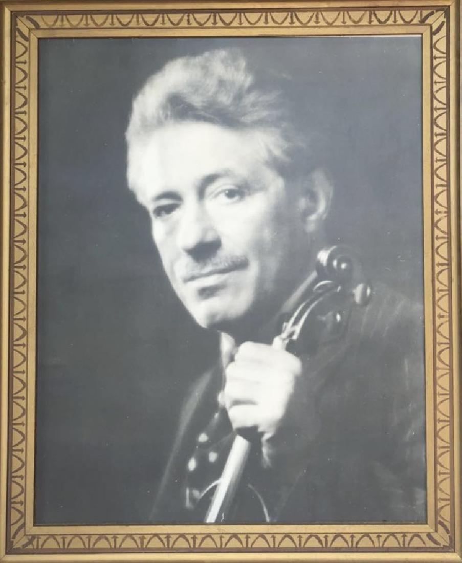 Photo Of Fritz Kreisler Later Life Violinist