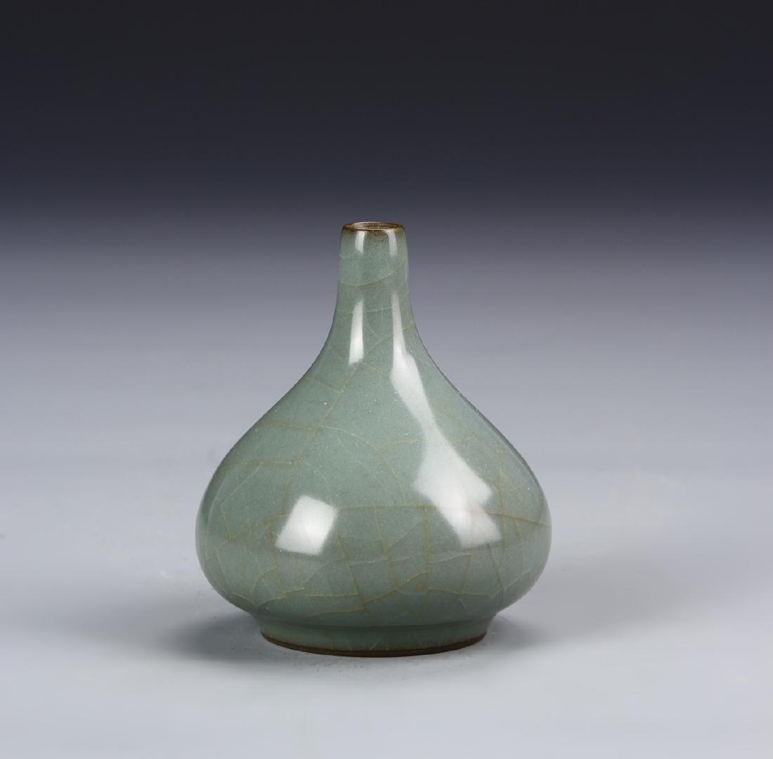 Chinese Kuan Yao Water Dropper