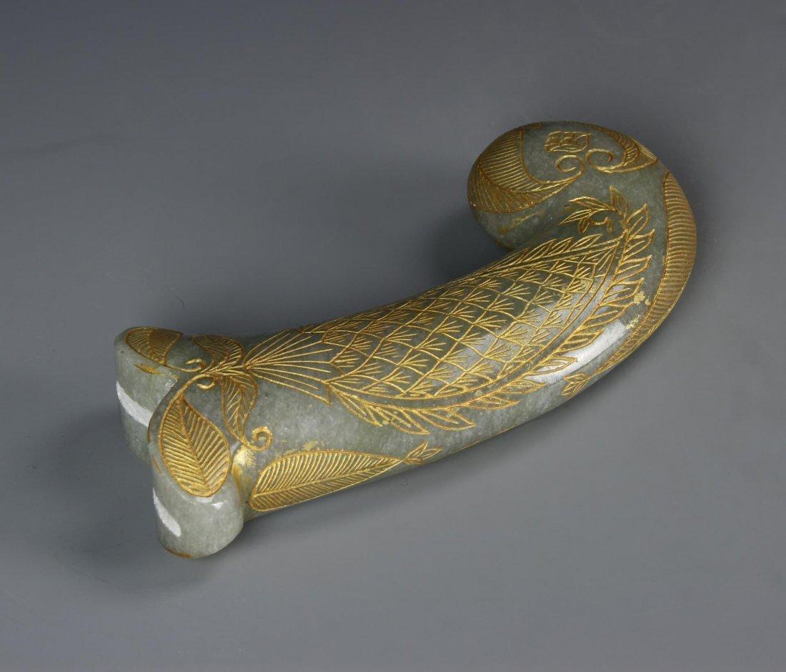 Indian Jade Dagger