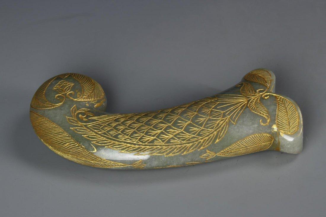 Indian Jade Dagger - 2