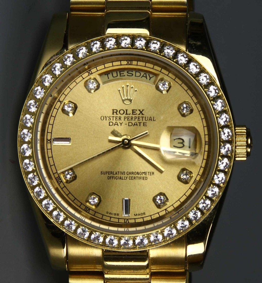 Rolex Watch - 2