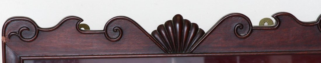 Chinese Hardwood Display Small Case - 2