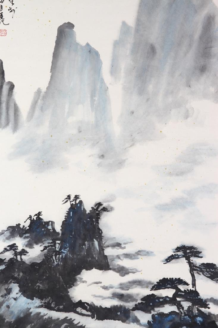 Chinese Scroll Painting - 2