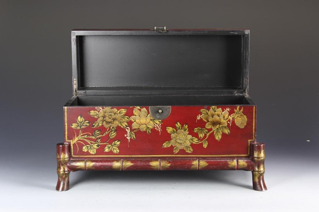 Chinese Famille Rose Vase - 5