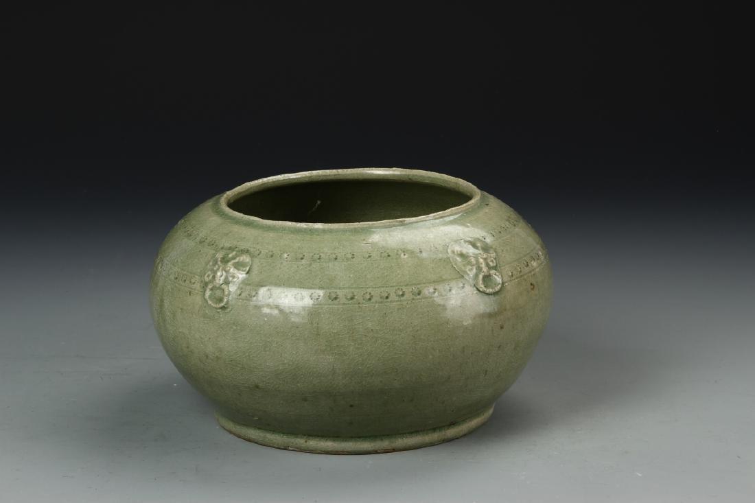Chinese Yue Yao Jar - 3