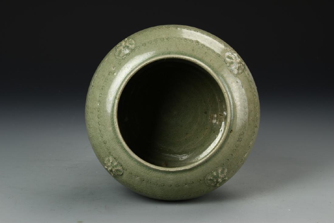 Chinese Yue Yao Jar - 4