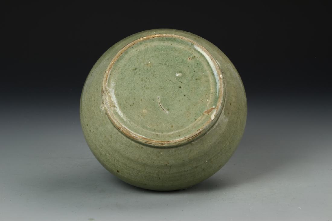 Chinese Yue Yao Jar - 5