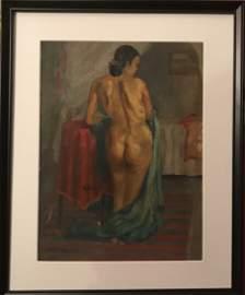 Lady Nude by K. H. Ara