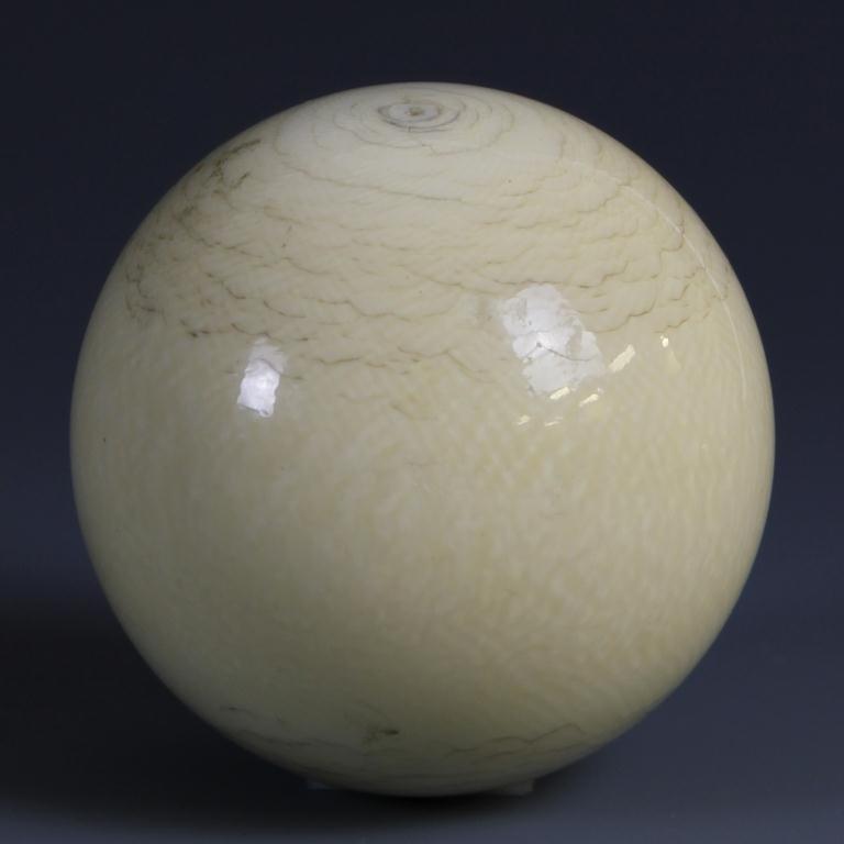 Chinese Ivory Ball