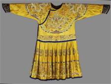 Chinese Imperial Dragon Robe