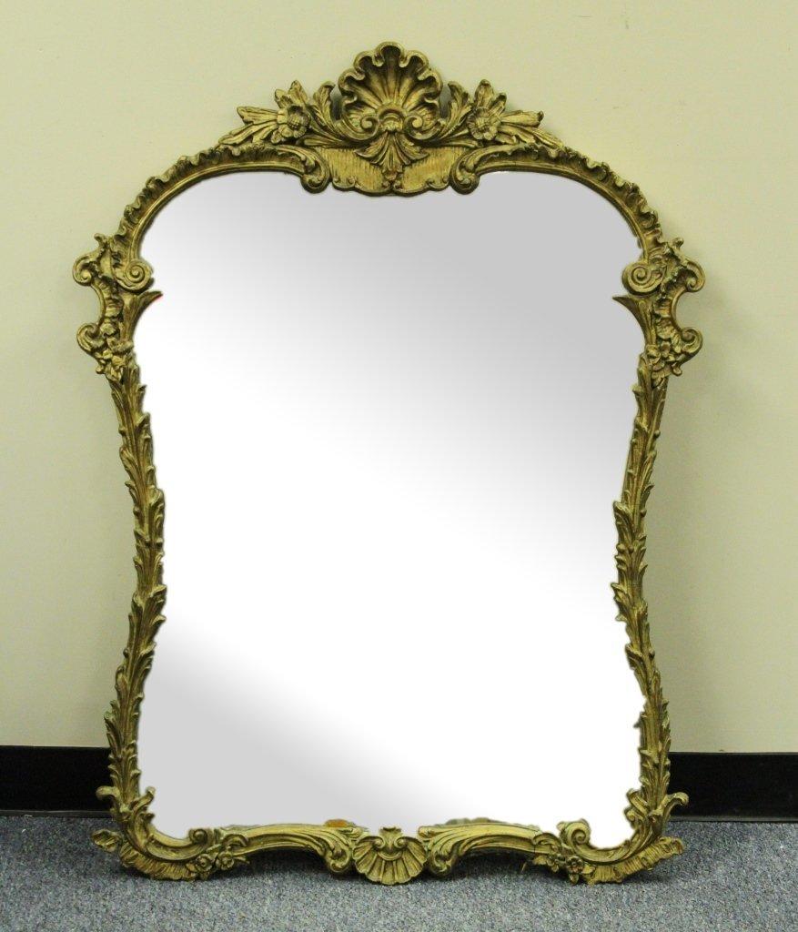 Antique Italian Style Mirror