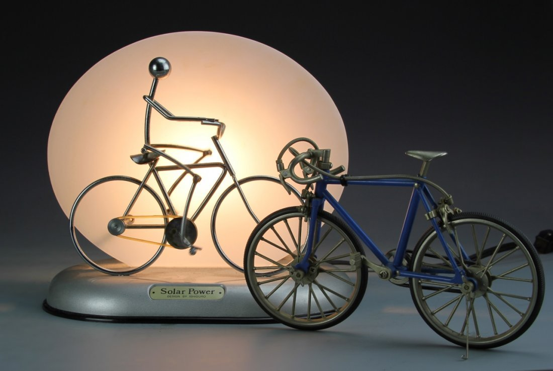 Two Miniature Bicycles