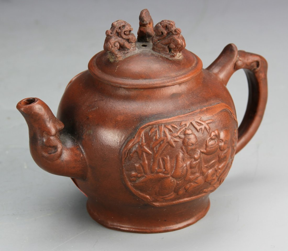 Chinese Yixing Teapot