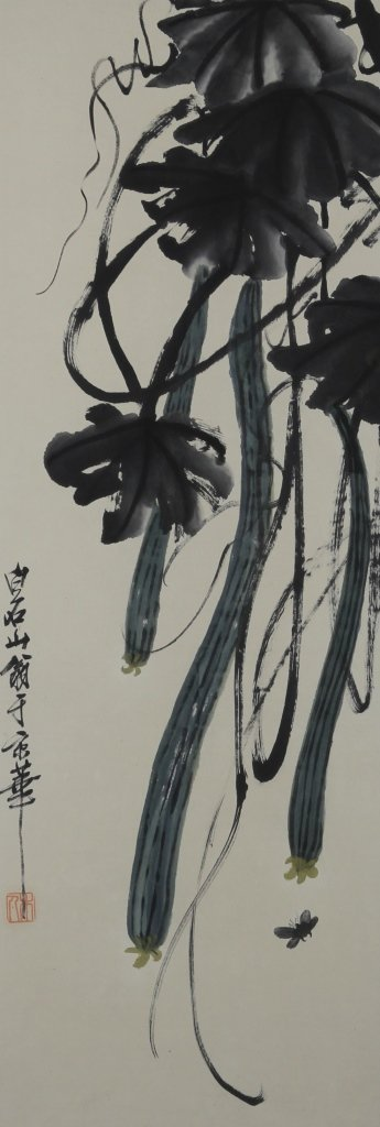 Chinese Painting, attributed to Qi Baishi