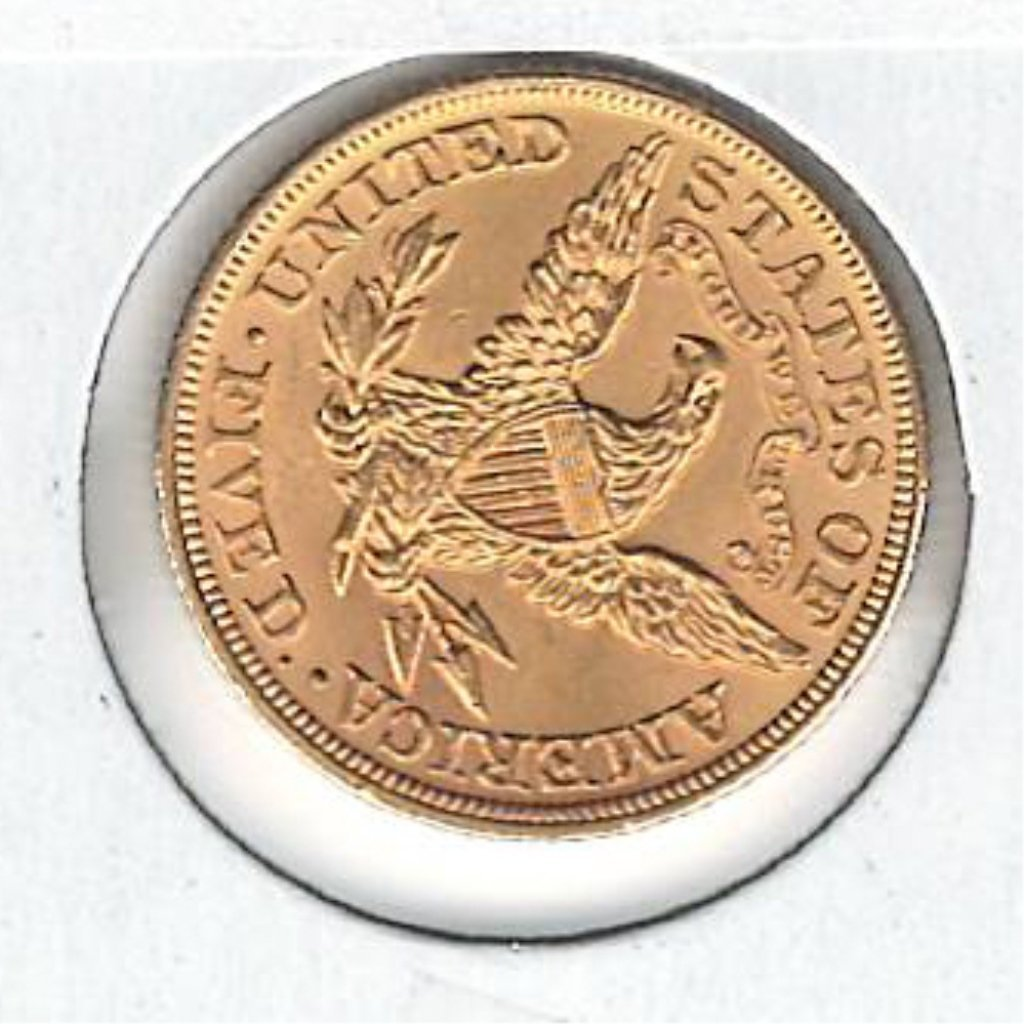 U.S. 1899 Gold Coin