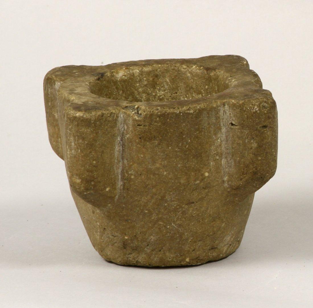 Byzantine Stone Mortar