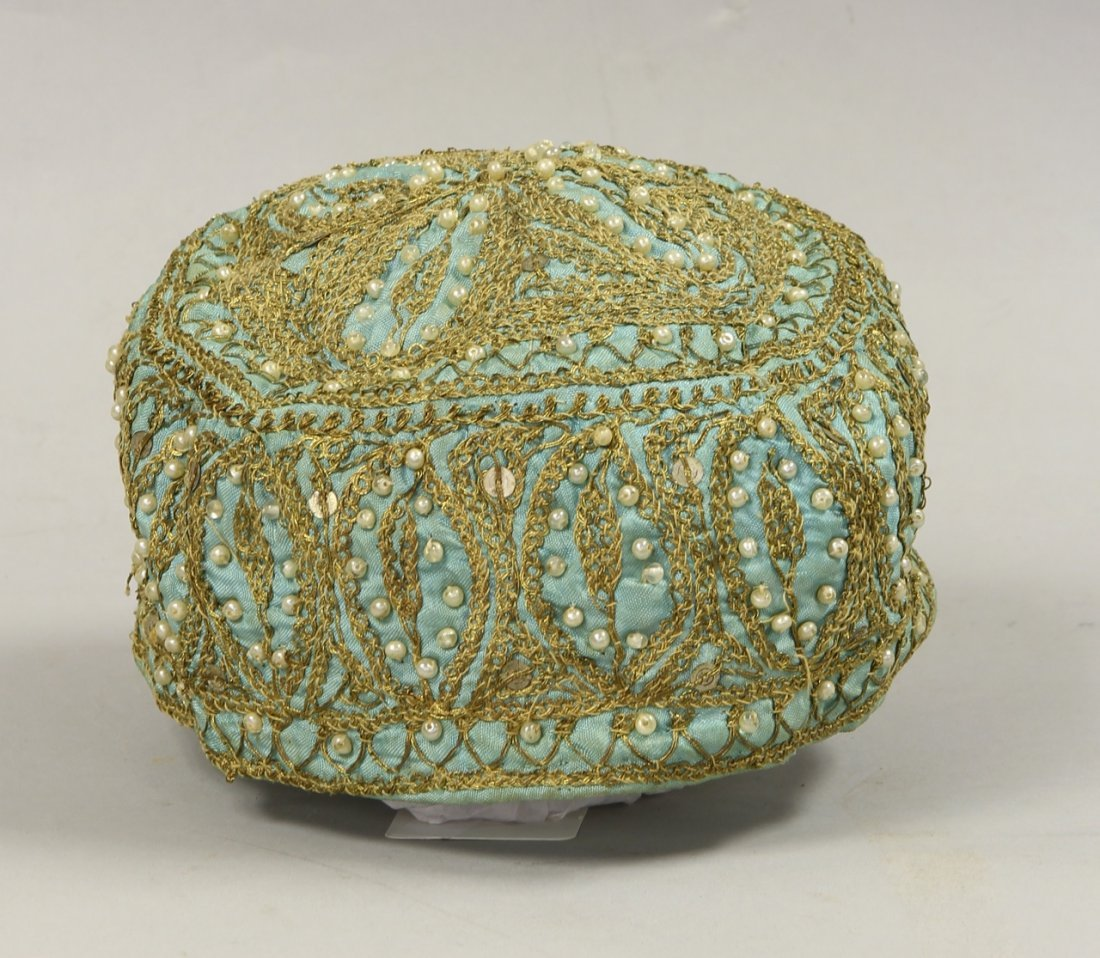 Ottoman Female Prayer Cap