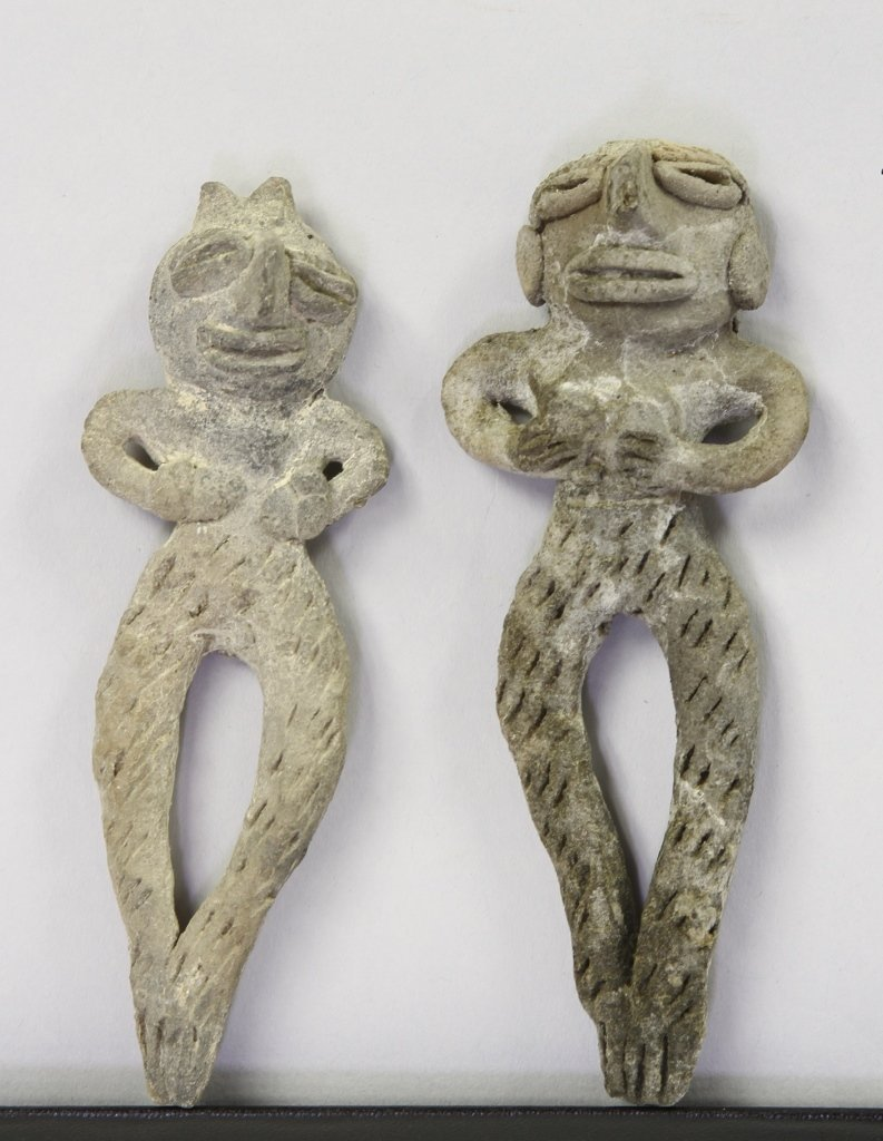 Two Babylonian Astarte Figures