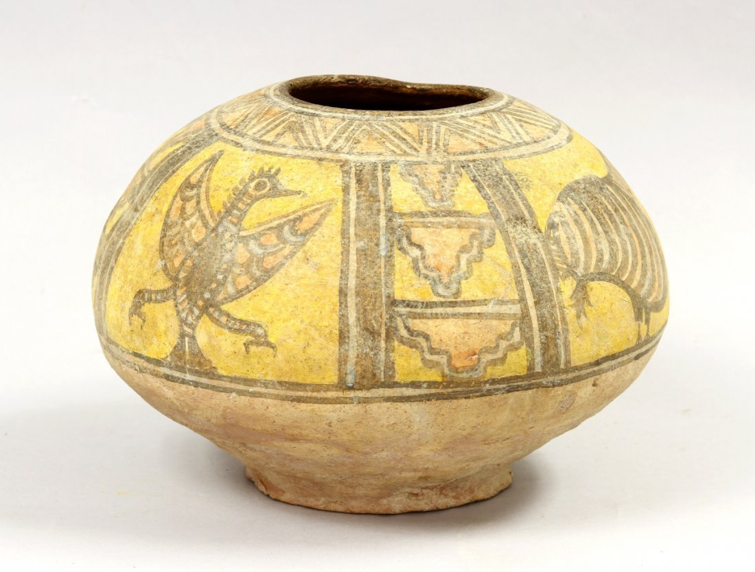 Indus Valley Painted Pot