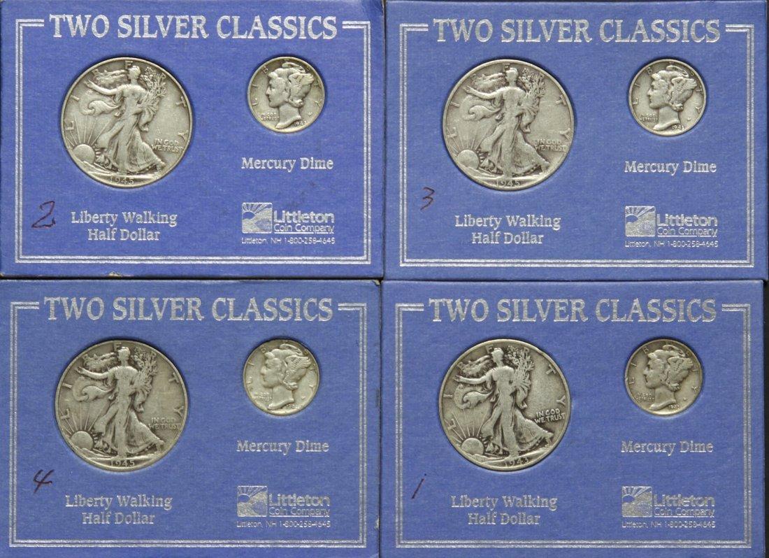 Eighty-seven U.S. Coins