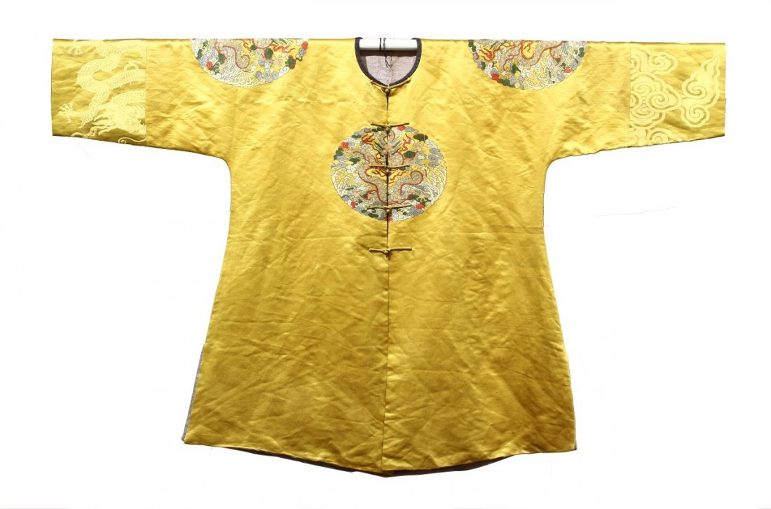 Chinese Imperial Dragon Jacket