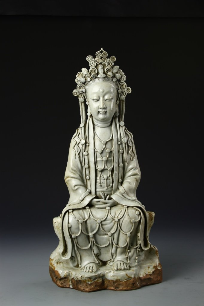 Chinese Guanyin Figure