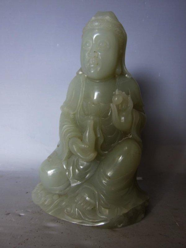 Chinese Figure of Guan Yin