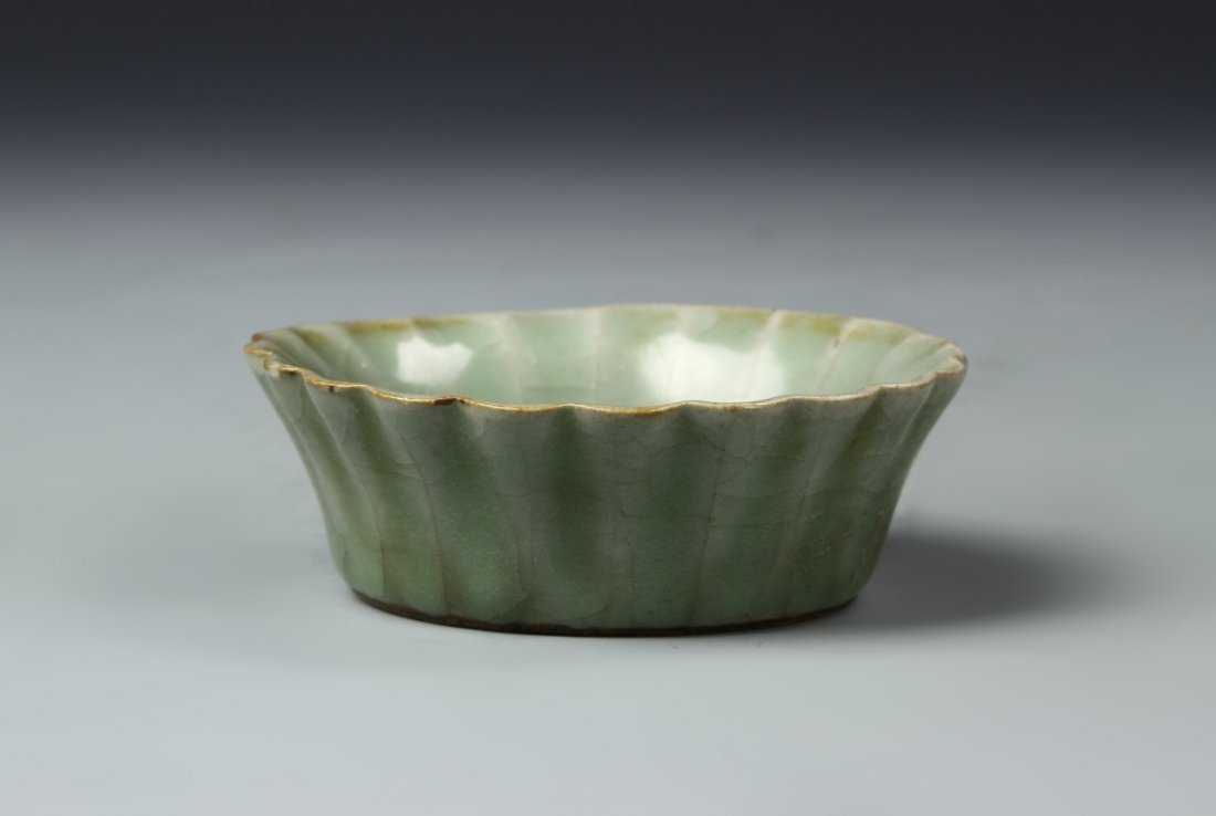 Chinese Lung Quan Yao Washer