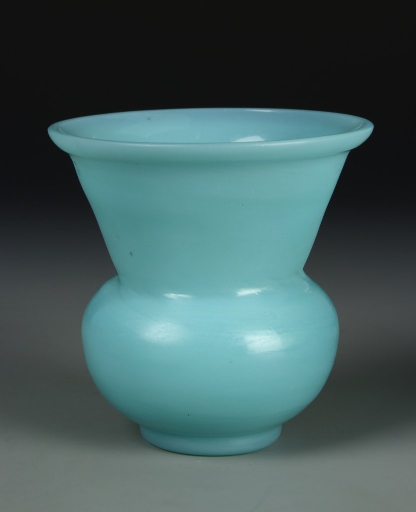 Chinese Peking Glass Spittoon - 2