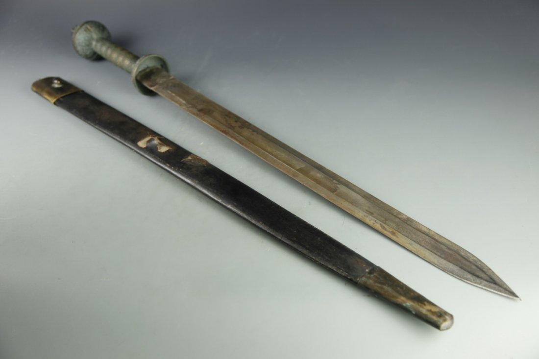 Chinese Ceremonial Sword