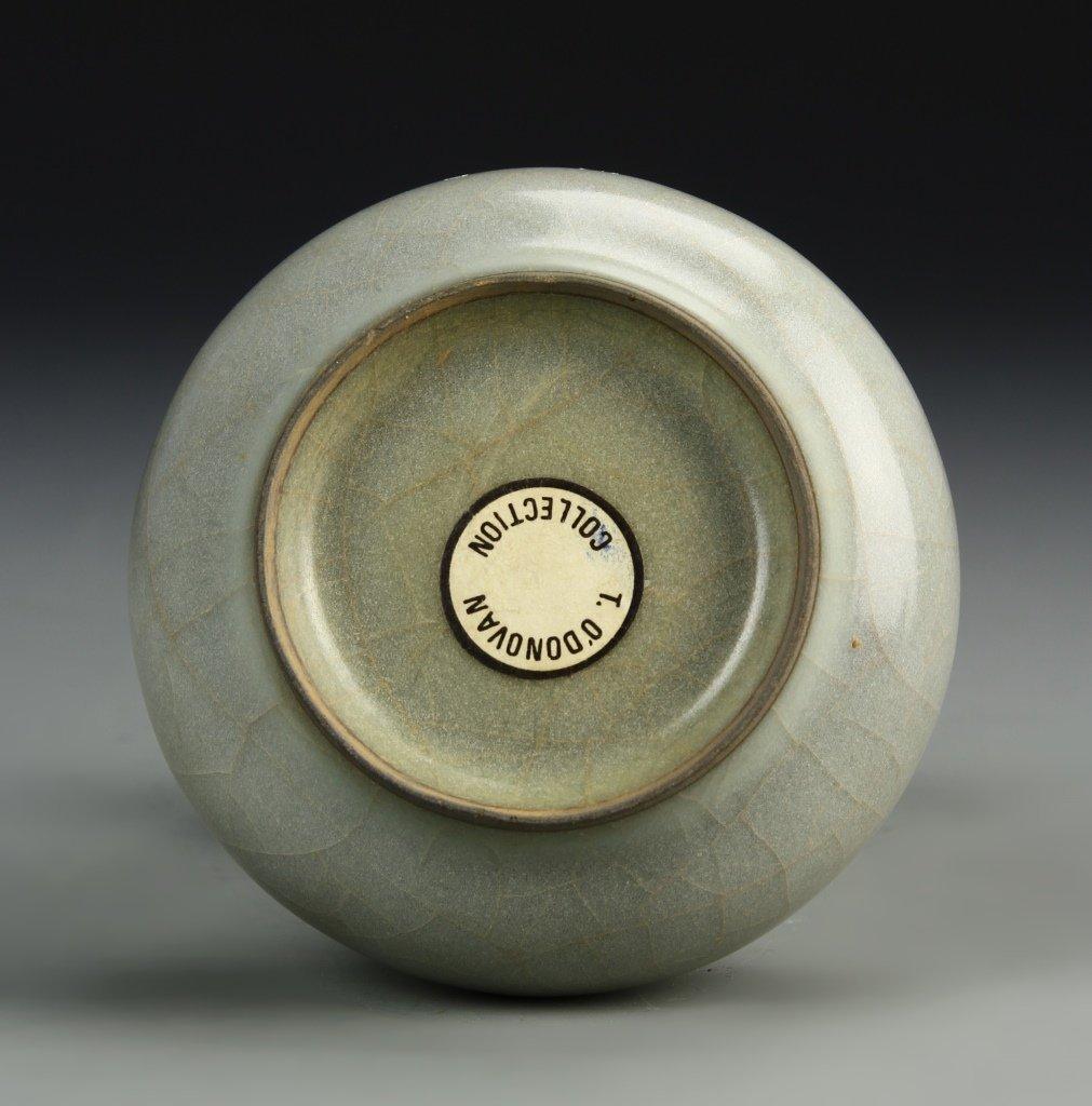 Chinese K'uan Type Arrow Vase - 6