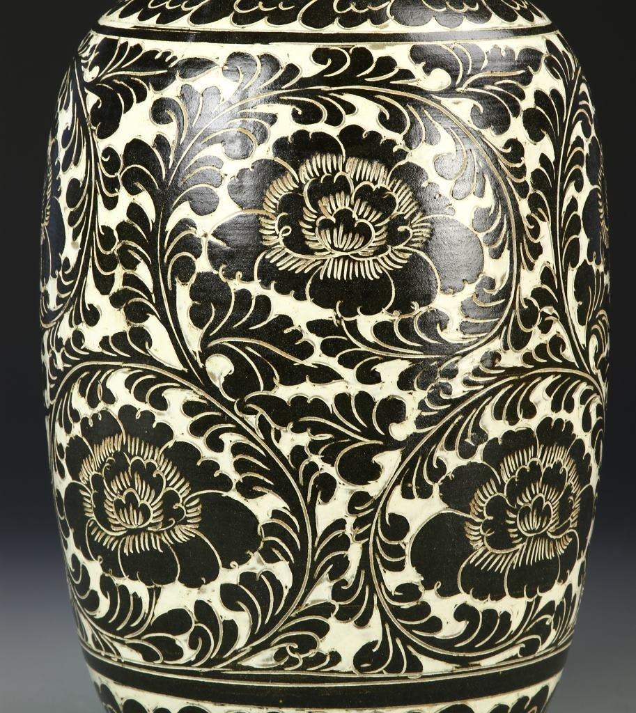 Chinese Cizhou Wear Vase - 2