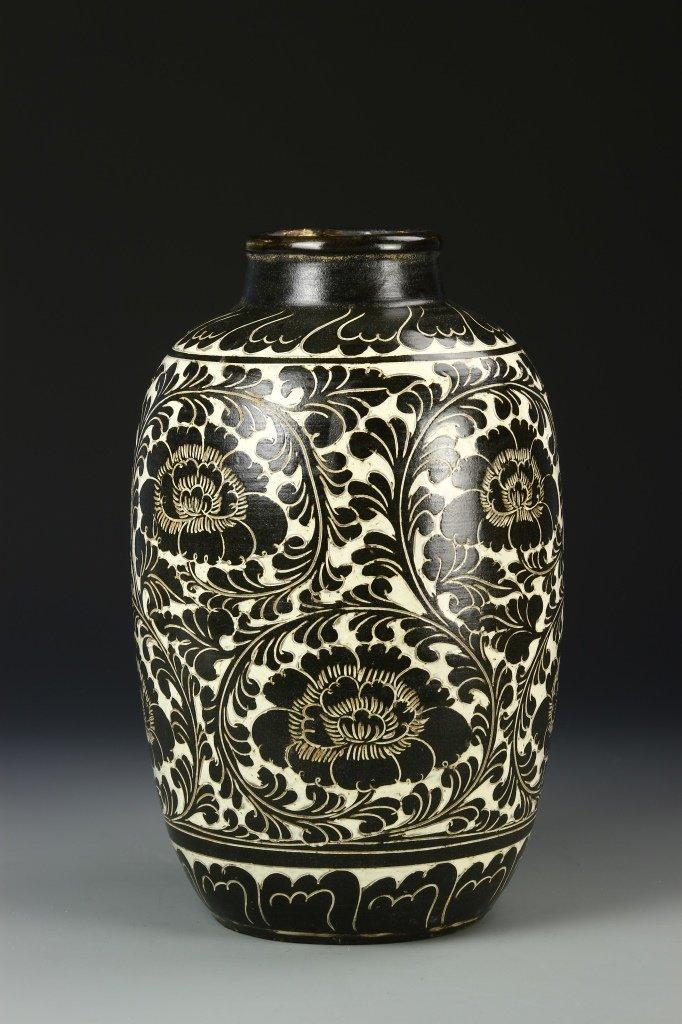 Chinese Cizhou Wear Vase - 3