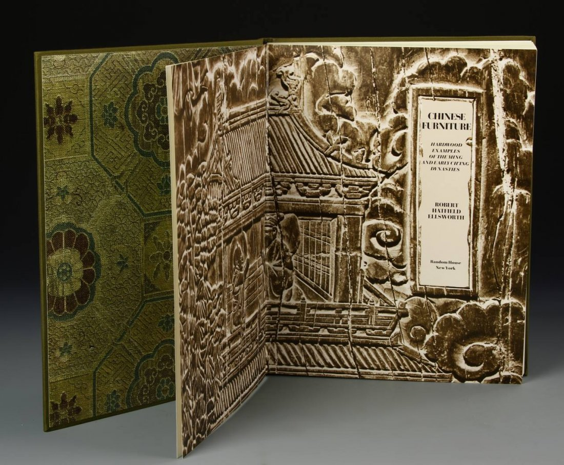 Chinese Furniture Book - 2