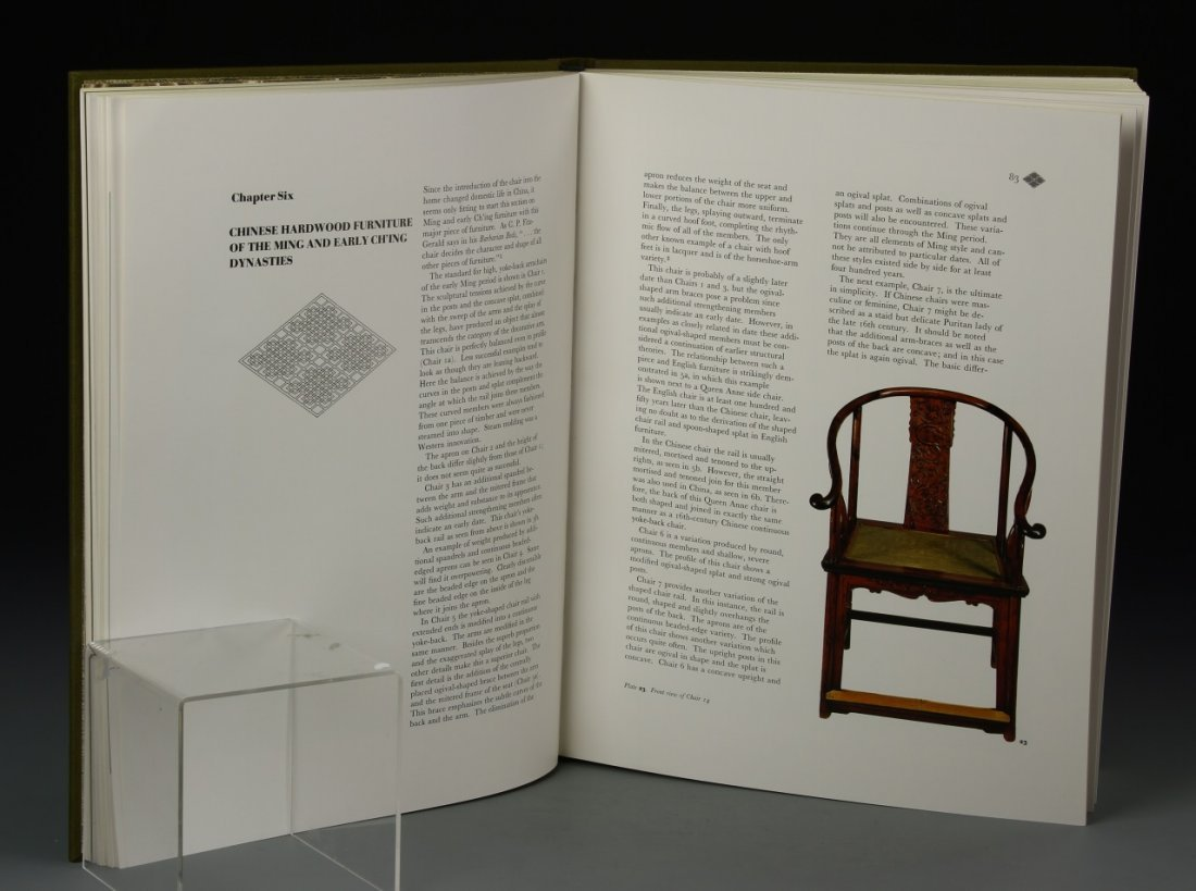Chinese Furniture Book - 6