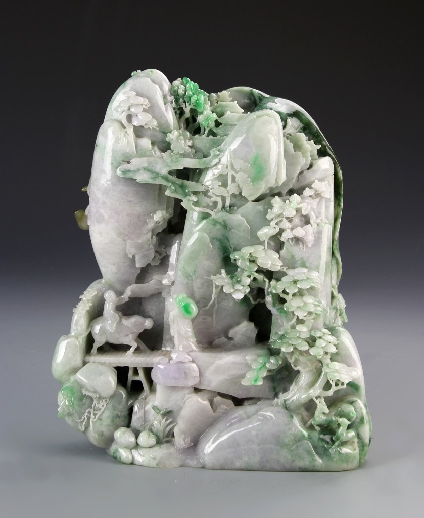 Chinese Jadeite Mountain