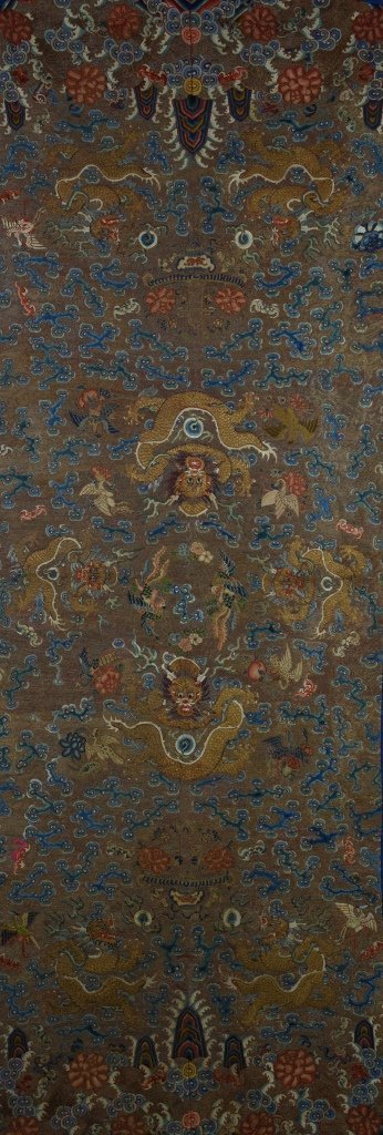 Chinese Silk Embroidery and Kesi Panel
