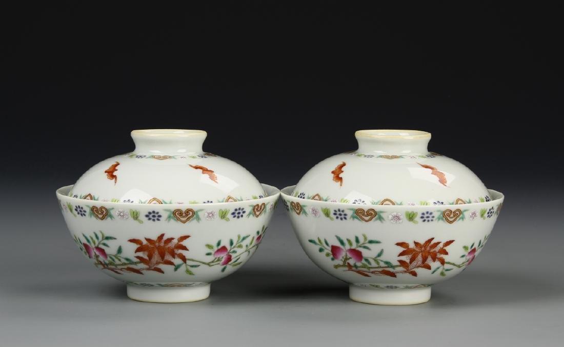Chinese Tea Bowls