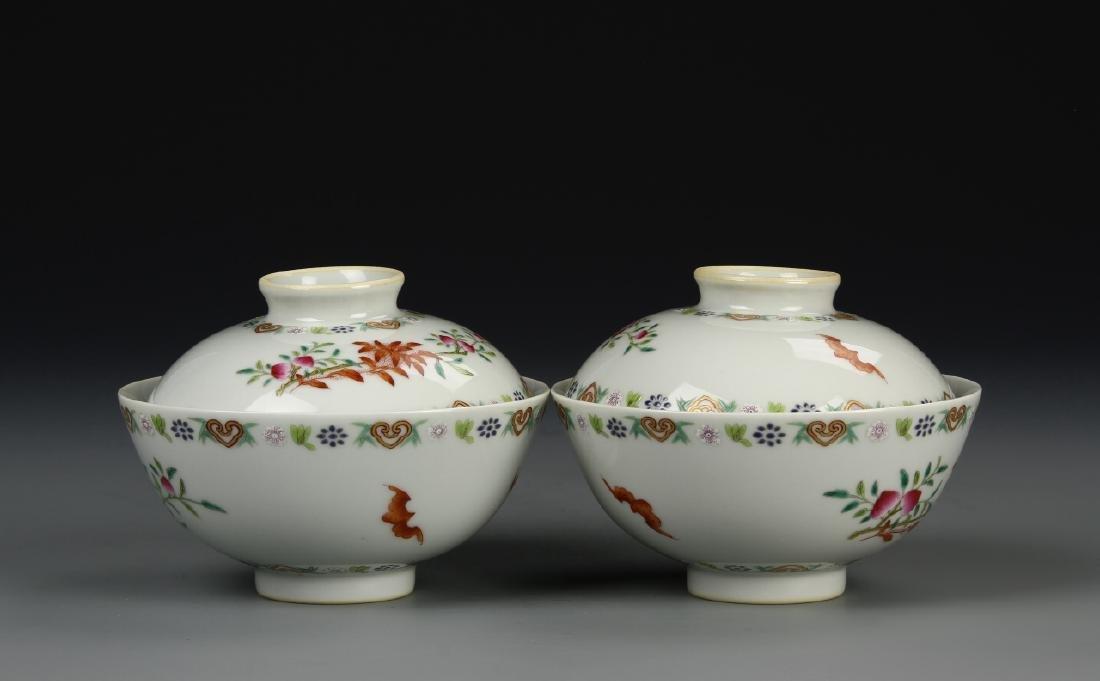 Chinese Tea Bowls - 7