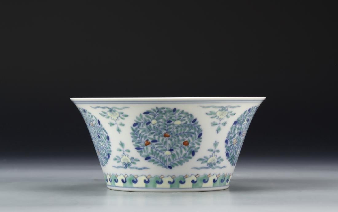 Chinese Doucai Bowl