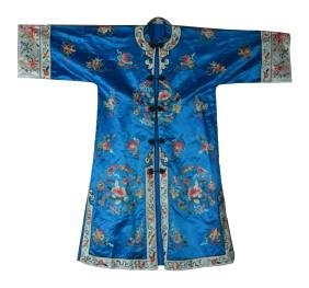 Chinese Silk Embroidery Jacket