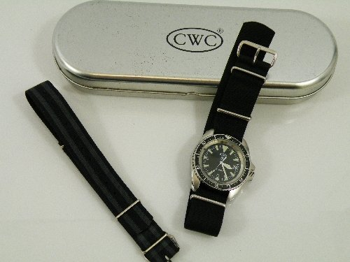 330: CWC military Navy diver watch with Swiss Automatic - 2