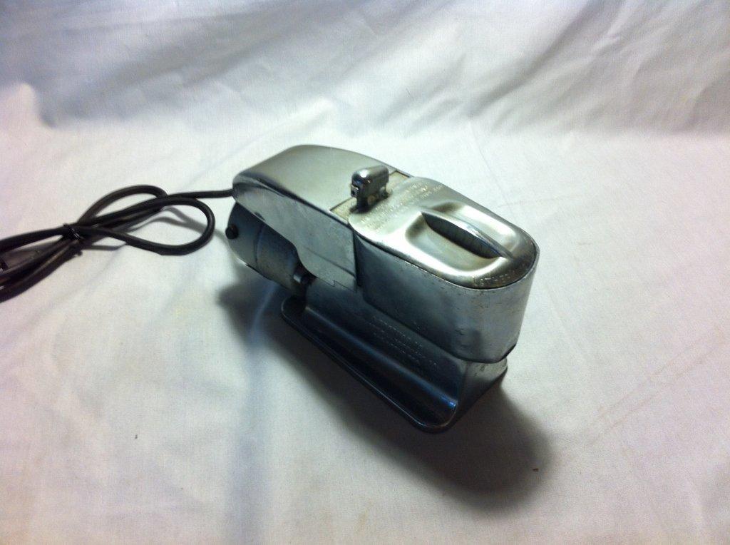 285: Lather King Automatic Shaving Cream Dispenser