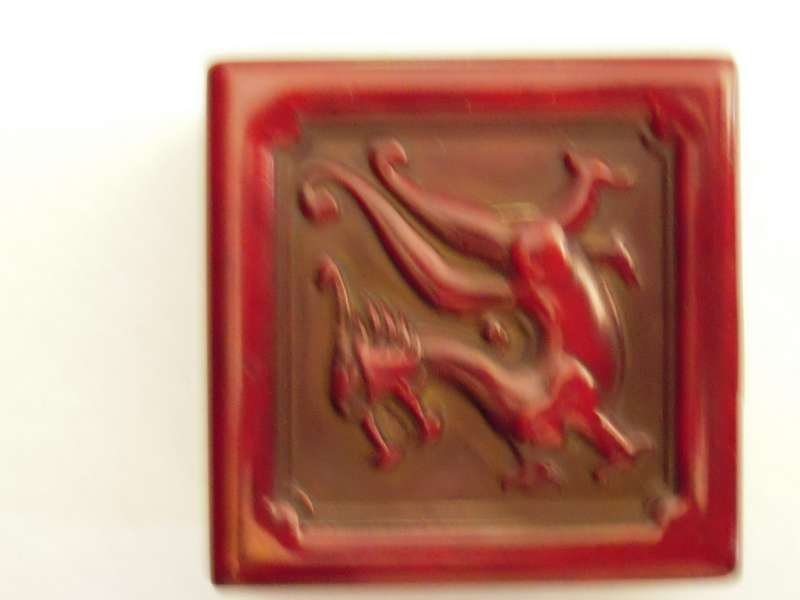 Chinese Chicken Blood Stone Seal