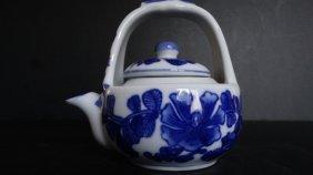 Chinese Decan Ceramic Pots Republican Gant民